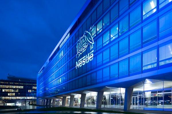 Nestle Vevey HQ