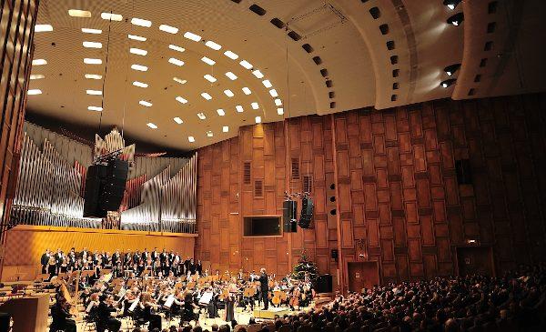 ROSSINI sub bagheta dirijorului italian DAVID CRESCENZI, LIVE de la SALA RADIO