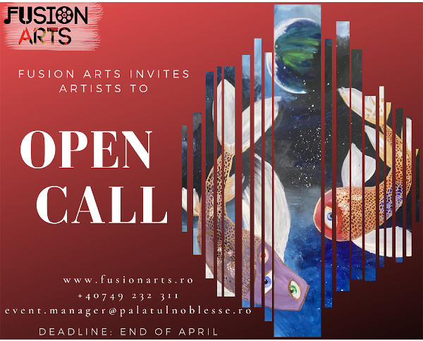 Open Call for Artists-Fusion Arts Noblesse Group