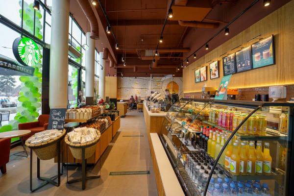 Starbucks AFI Brasov