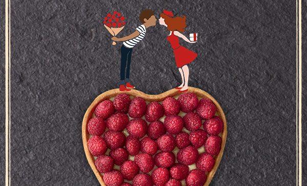 Brutărille PAUL celebrează luna iubirii cu o nouă colecție de prăjituri, în ediție specială