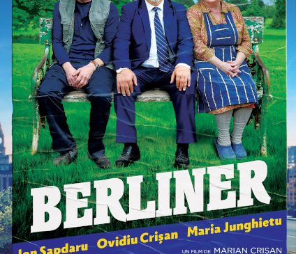 BERLINER, cel mai nou film semnat de Marian Crișan, cu Ion Sapdaru și Ovidiu Crișan, acum în cinematografe