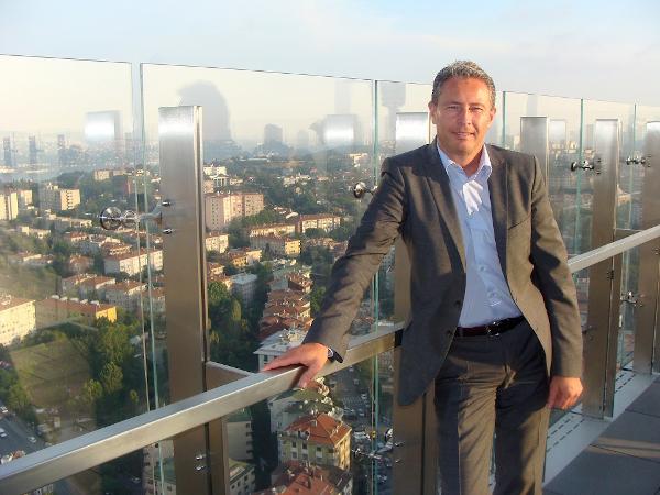 Alexander Meixner, Chief Operating Officer SAP Europa de Sud-Est
