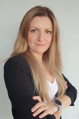 Alina Robescu, HR Lead Unilever South Central Europe