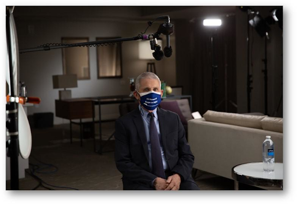 Vaccinul anti-Covid Discovery Channel Anthony Fauci