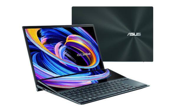Laptopul cu două ecrane, ASUS ZenBook Duo 14 UX482 este disponibil în România