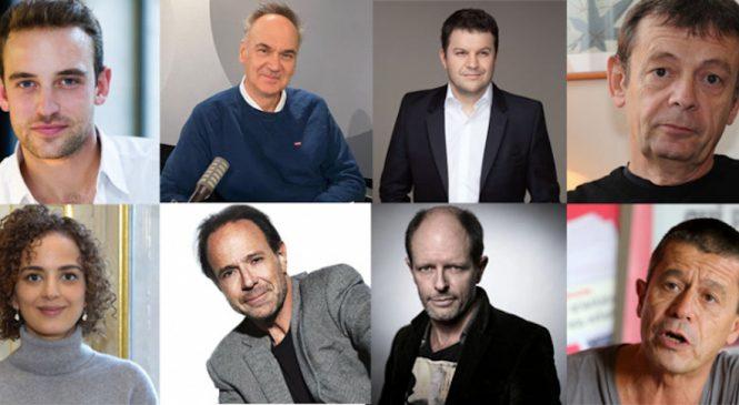 Găsești cei mai iubiți autori francezi la Grupul Editorial TREI