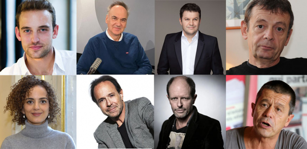autori francezi la Grupul Editorial TREI