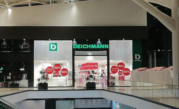 DEICHMANN va inaugura un nou magazin în Colosseum Mall