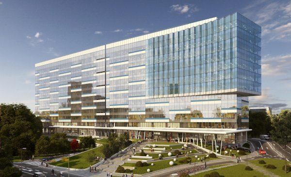 Skanska investește 45 de milioane de euro în faza a doua a proiectului Equilibrium din București