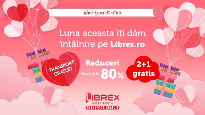 Librex #ÎndrăgostitDeCitit
