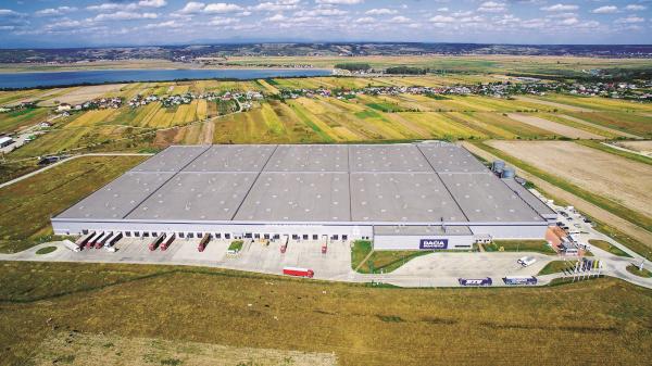 Automobile Dacia extinde cei 69.000 mp de spațiu logistic închiriat de la Globalworth