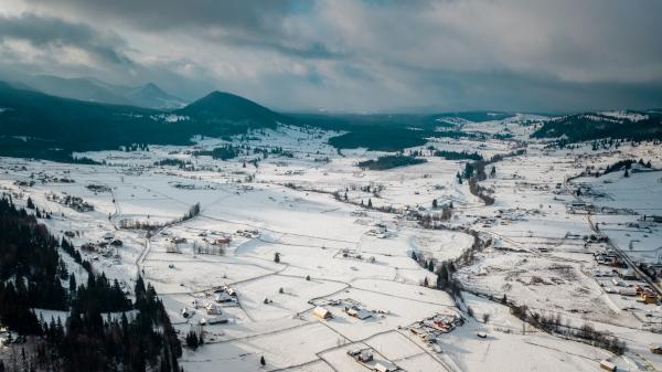 O nouă călătorie fabuloasă în Bucovina, pe crestele Călimanilor