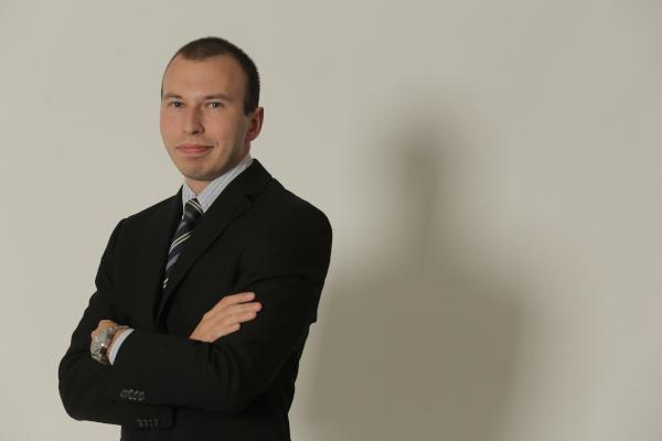Vlad Mustață, Associate Industrial Agency la Colliers