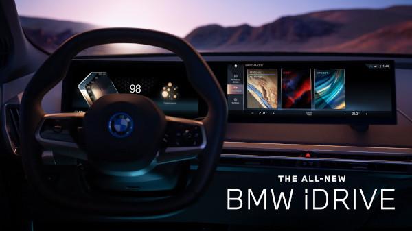 Noul BMW iDrive