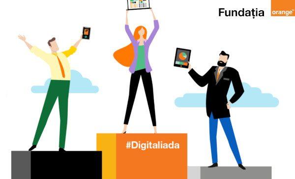10 resurse digitale educaționale câștigătoare la cea de-a cincea ediție a concursului #Digitaliada