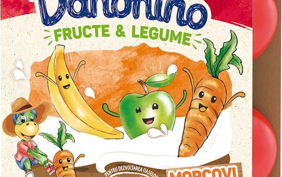 Danone introduce sistemul de etichetare Nutri-Score pe produsele sale de pe piața din România