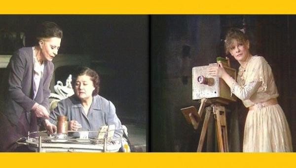 Teatrul Național de Televiziune – difuzări 20-23 martie