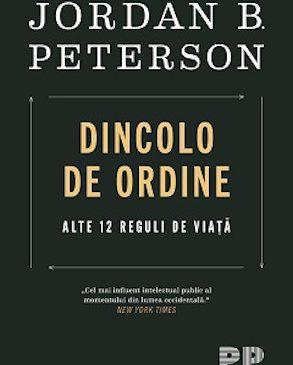 """Simona Radu, Mihai Dobrovolschi și Victor Popescu în dialog despre """"Dincolo de ordine. Alte 12 reguli de viață"""" de Jordan B. Peterson"""