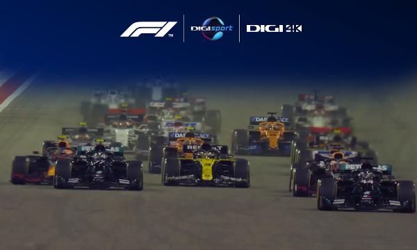 Un nou sezon al Campionatului Mondial de Formula 1 ia startul în direct, la Digi Sport și Digi 4K