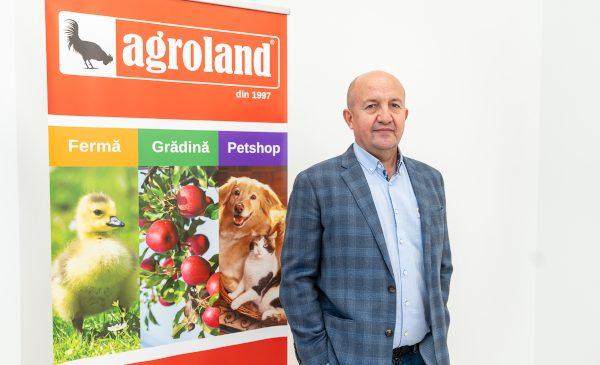 Grupul Agroland a înregistrat o cifră de afaceri de 38,4 milioane de euro în 2020