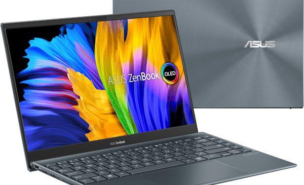 Laptopurile ASUS ZenBook 13 OLED UM325/UX325 devin disponibile în România în multiple configurații cu ecran OLED