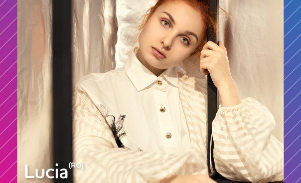 Lucia va reprezenta România în finala HEMI Music Awards 2021