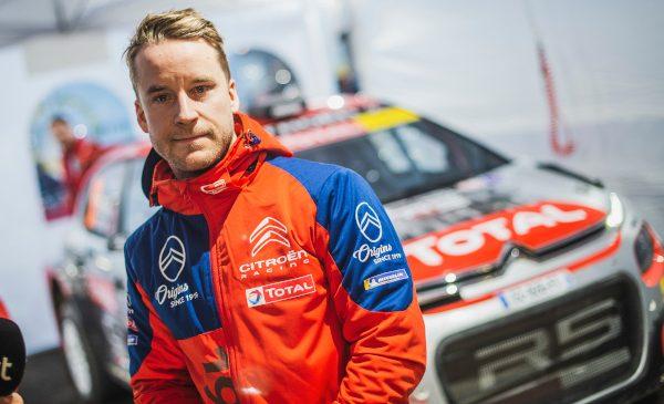 Mads Østberg va concura în România la volanul unui Citroën C3 Rally2