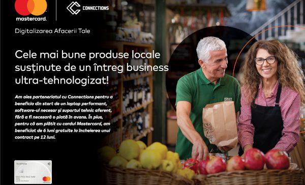 """Sprijin pentru IMM-uri: Mastercard lansează """"Pachetul pentru Digitalizarea Afacerii tale"""""""