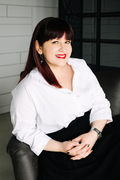 Roxana Dibă, Managing Director, Golin România