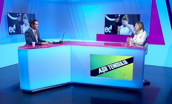 Simona Halep, pentru prima dată în studiourile Digi Sport, a acordat un interviu în exclusivitate la AȘII TENISULUI