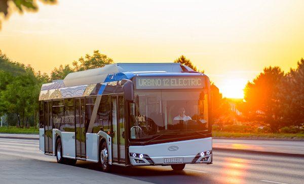 Solaris va livra 9 autobuze electrice la Sibiu