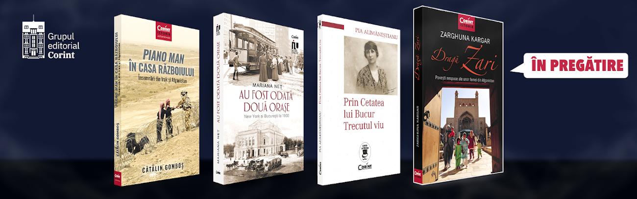 Titluri noi Corint Istorie
