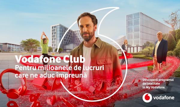 Vodafone Club este acum disponibil pentru toți clienții și vine cu noi oferte în Luna Femeii