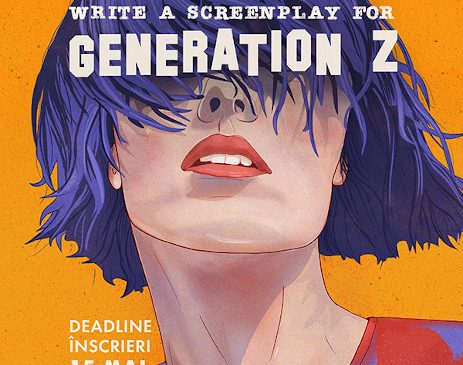 Write a Screenplay For GENERATION Z