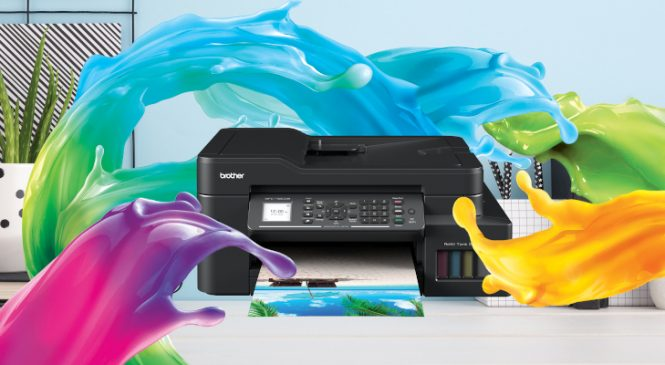 Brother anunță lansarea imprimantelor InkBenefit Plus 2021