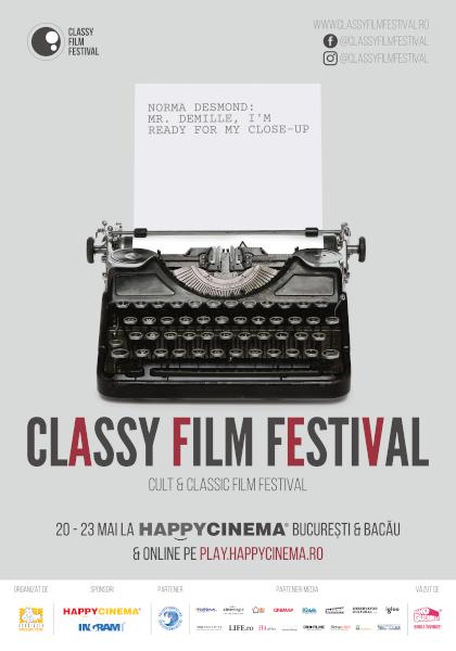 CLASSY FILM FESTIVAL Bacau Happy Cinema