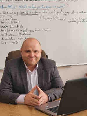 Iulian Acatrinei Director General ACAJU Romania