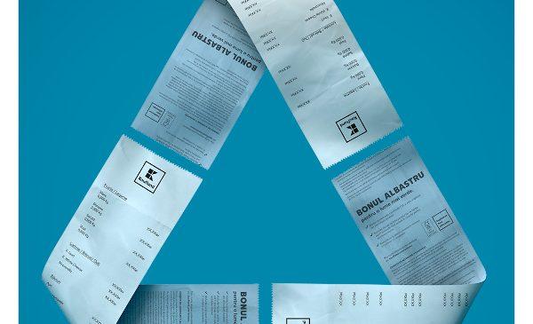 Kaufland introduce un nou tip de bon fiscal, prietenos cu mediul înconjurător