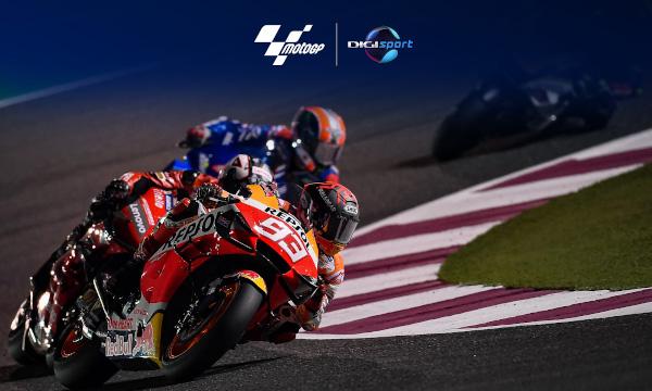 Campionatul Mondial MotoGP revine în direct la Digi Sport