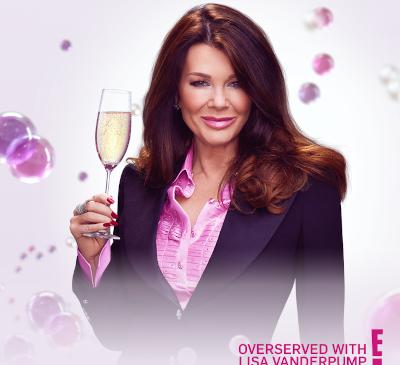 E!vă invită cordial la evenimentele anului în cadrul emisiunii Overserved with Lisa Vanderpumpîn premieră din 28 martie, de la 23:00