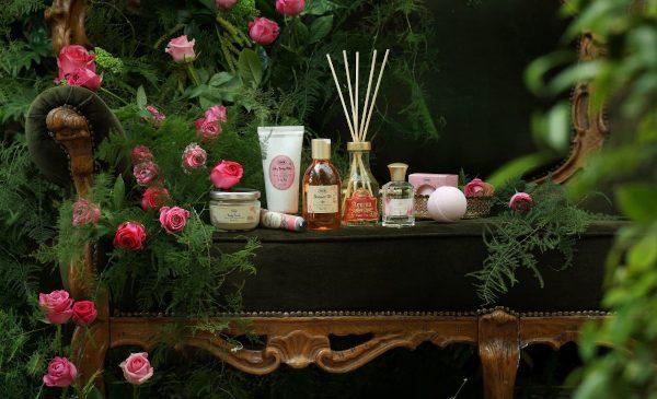 Festive Roses – un look premium de primăvară by SABON
