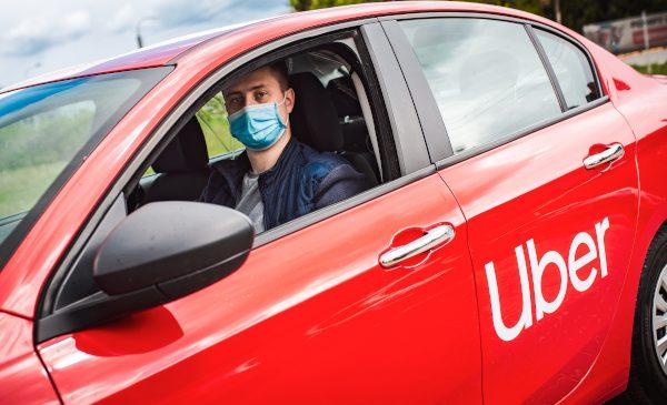 Uber ajunge în Pitești