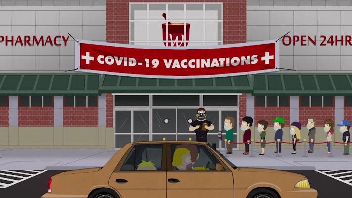 South ParQ: Ediție Specială de Vaccinare Comedy Central