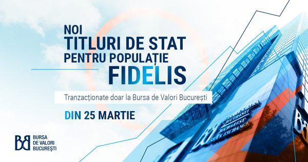 Românii au investit 1,4 miliarde lei în prima ofertă din 2021 pentru titluri de stat pentru populație derulată de Ministerul Finanțelor la Bursa de Valori București