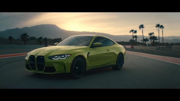 BMW M4_Power of M