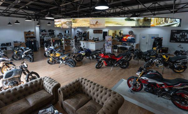 Investiţie şi dezvoltare în contextul pandemiei – MOTO-HUB BMW Motorrad devine al patrulea centru complet al mărcii din România
