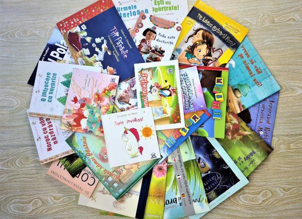 DPH Pachet donatie biblioteci