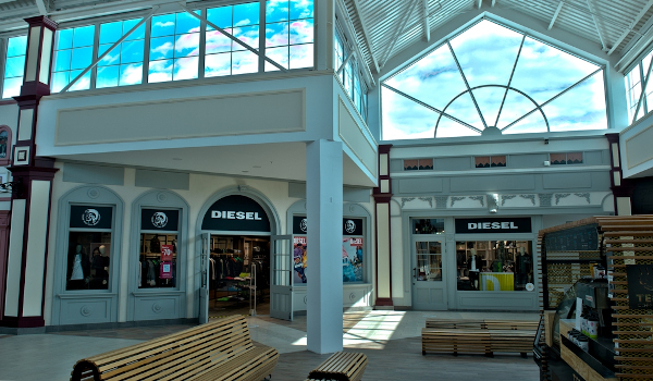 Diesel Outlet Romania, Fashion House Outlet Center