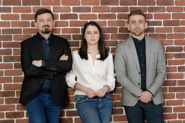 Dorin Boerescu, Raluca Negrea și Constantin Stanciu